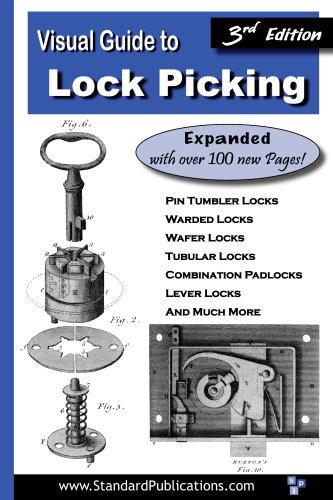 9780970978868: Visual Guide to Lock Picking