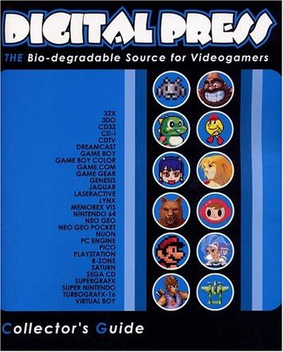 Digital Press Video Game Collector's Guide Advance: Santulli, Joe