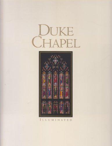 Duke (University) Chapel illuminated: Minnie Glymph