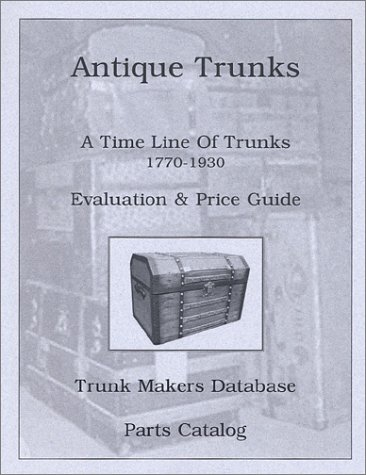 9780970988300: Antique Trunks