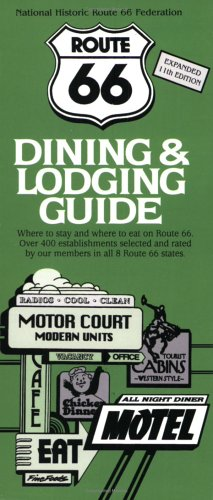 9780970995131: Route 66 Dining & Lodging Guide, 11th Edition
