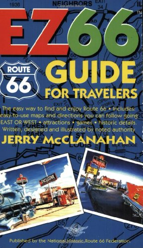 9780970995148: Route 66: EZ66 Guide for Travelers