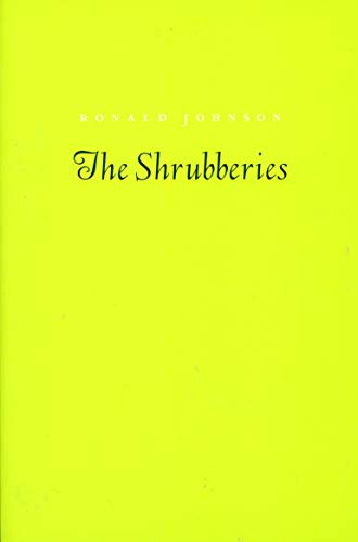 9780971005907: The Shrubberies