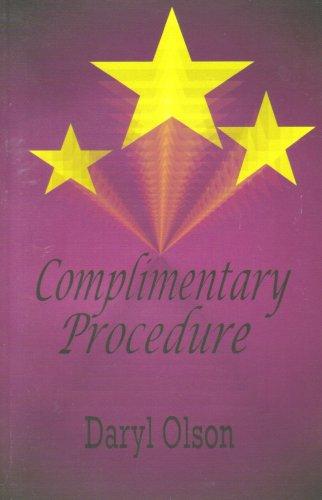 9780971014749: Complimentary Procedure