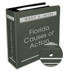 9780971016316: Florida Causes of Action