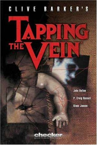 9780971024939: Clive Barker's Tapping the Vein