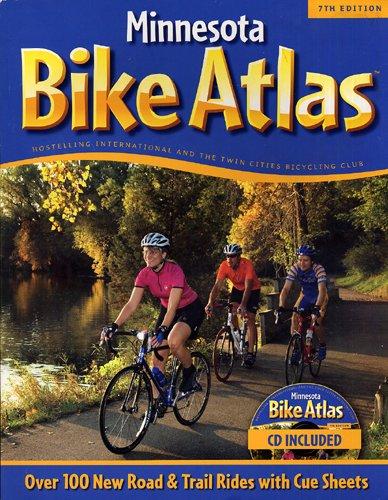 9780971026612: Minnesota Bike Atlas