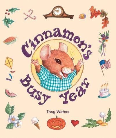 9780971027824: Cinnamon's Busy Year