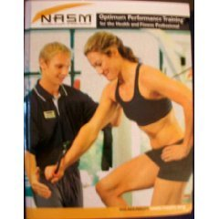 Optimum Performance Training for the Health and Fitness Professional - Course Manual ~ NASM ...