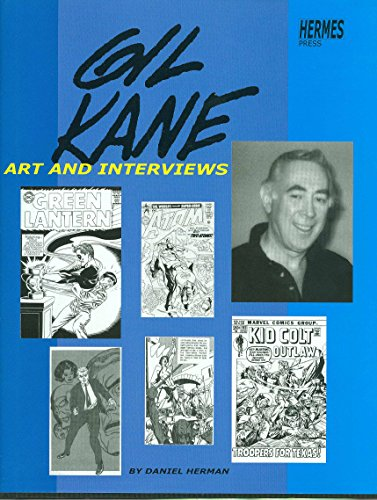 Gil Kane Art and Interviews, Limited Edition: Herman, Daniel