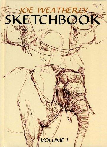 Joe Weatherly Sketchbook Volume 1: Joe Weatherly