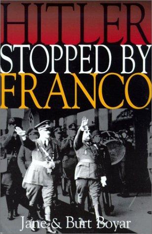 9780971039209: Hitler Stopped by Franco
