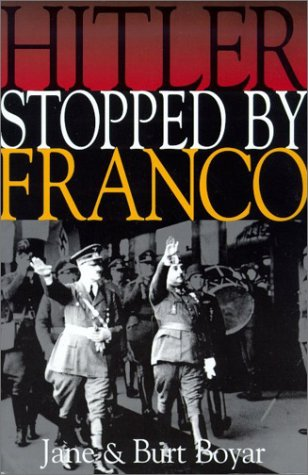 9780971039209: Hitler Stopped By Franco