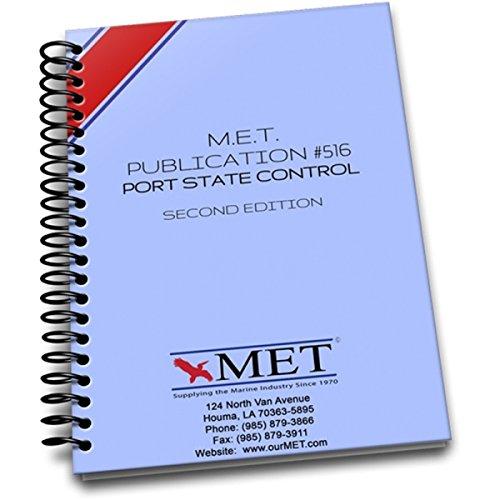 9780971040885: M.E.T. Publication #516 Port State Control BK-0722 Second Edition