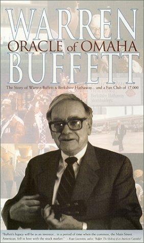 9780971057630: Warren Buffett - Oracle of Omaha [VHS]