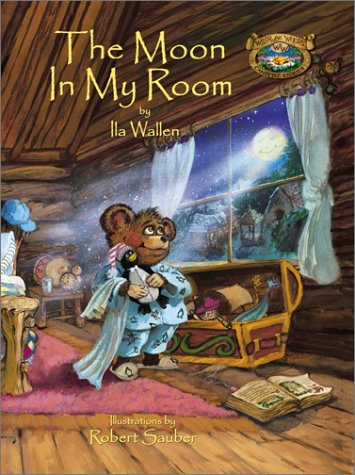 9780971062702: The Moon in My Room (Willowbe Woods Campfire Stories)