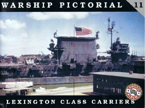 9780971068704: Warship Pictorial No. 11 - Lexington Class Carriers