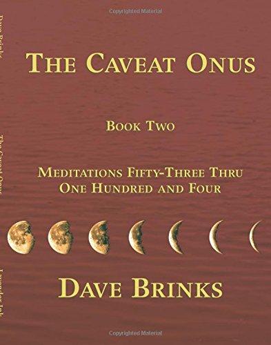 The Caveat Onus: Book 2: Brinks, Dave
