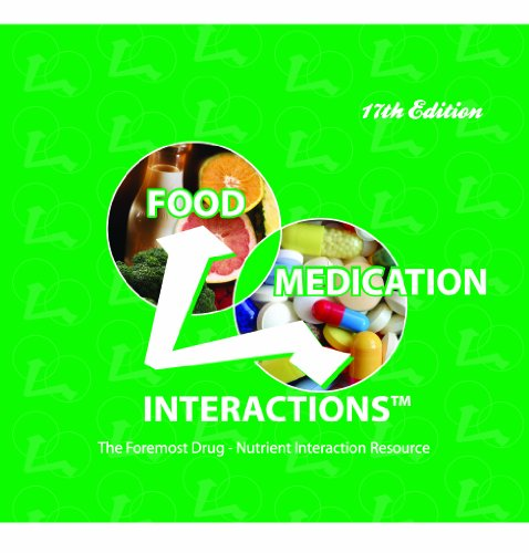 9780971089655: Food Medication Interactions 17th Edition