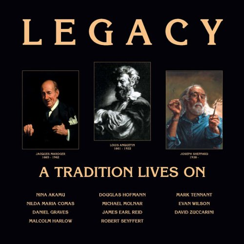 Legacy: A Tradition Lives On Various Contributors, Joseph Sheppard (Foreword)