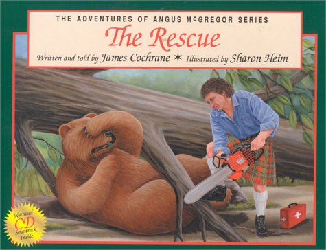9780971100145: The Rescue: The Adventures of Angus McGregor Series