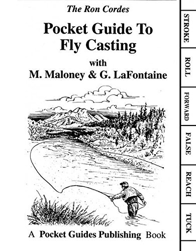 9780971100732: Pocket Guide to Fly Casting (PVC Pocket Guides)