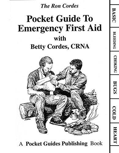 9780971100770: Pocket Guide to Emergency First Aid (PVC Pocket Guides)