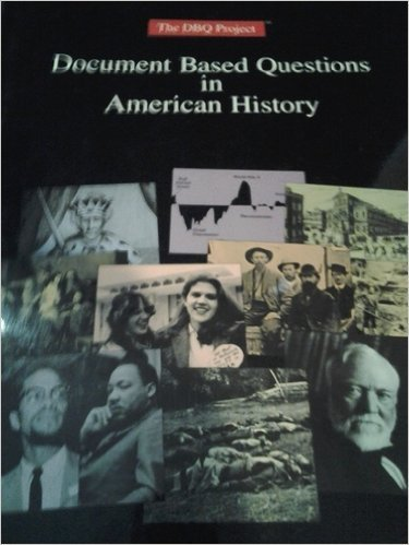 Document Based Questions in American History (The: Brady, C. and