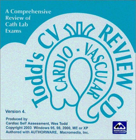 9780971113770: Todd's CV Review: A Comprehensive Review of Cath Lab Exams