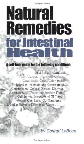 Natural Remedies for Intestinal Health: Conrad LeBeau
