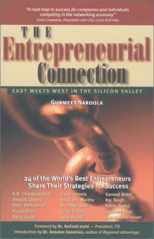 9780971119604: The Entrepreneurial Connection