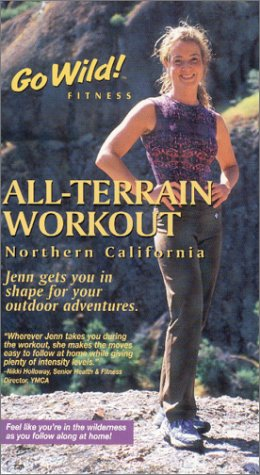 9780971120006: Go Wild! Fitness: All-Terrain Workout [VHS]