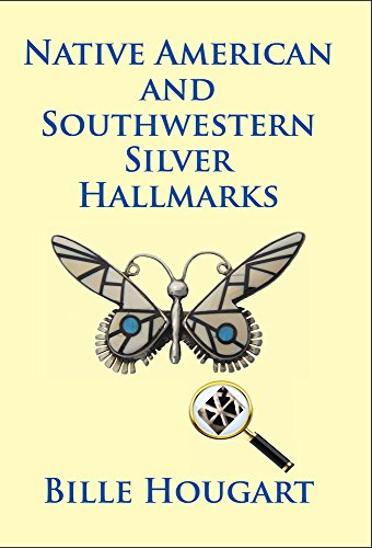 9780971120242: Native American and Southwestern Silver Hallmarks
