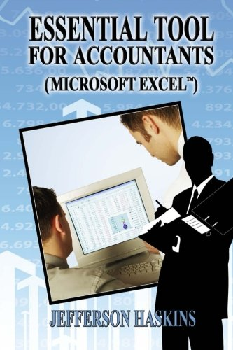 Essential Tools For Accountants: Microsoft Excel: Haskins Jr., Mr. Jefferson D.