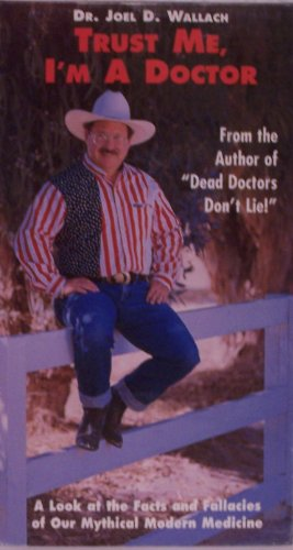 9780971128200: Trust me I'm a Doctor [VHS]