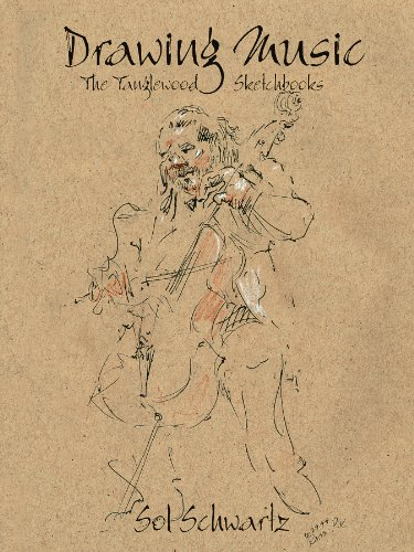 9780971134201: Drawing music: The Tanglewood sketchbooks
