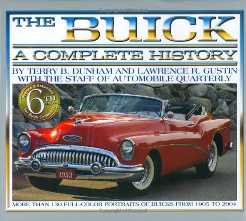 9780971146839: the Buick: A Complete History