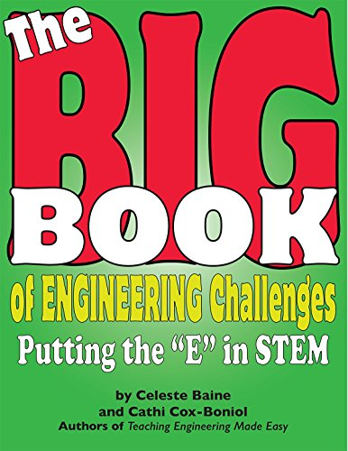 9780971161337: The Big Book of Engineering Challenges