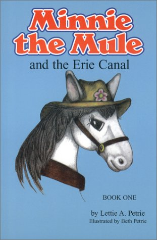 9780971163805: Minnie the Mule and the Erie Canal