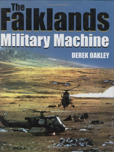 9780971170995: Falklands Military Machine