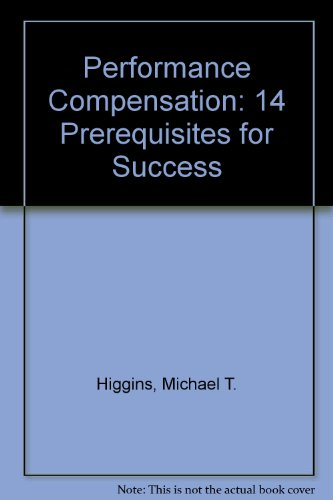 Performance Compensation for Stakeholders: Higgins, Michael T.
