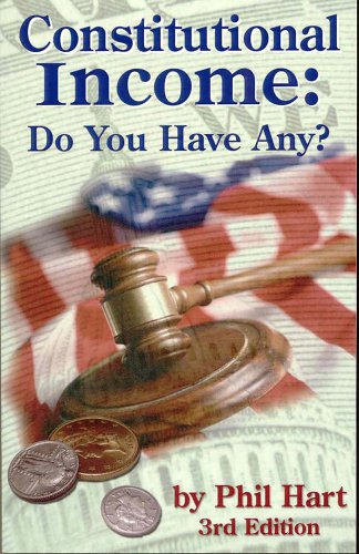 9780971188037: Constitutional Income: Do You Have Any?