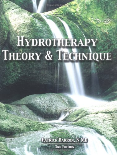 Hydrotherapy Theory Technique