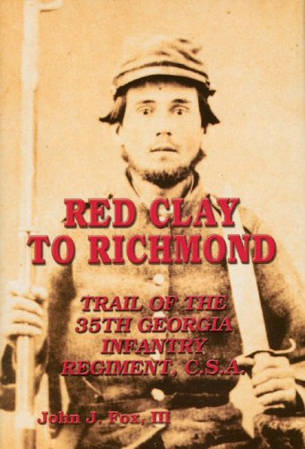 9780971195028: Red Clay to Richmond