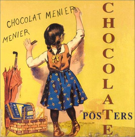 Chocolat, les affiches (bilingue français-anglais) Perry, Isra.