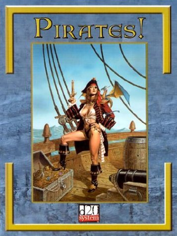 9780971214569: Pirates! (d20 system; LII1503) (A d20 Rules Supplement)