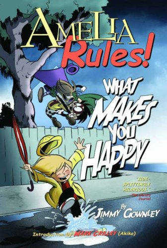 9780971216945: Amelia Rules! Volume 2: What Makes You Happy (v. 2)