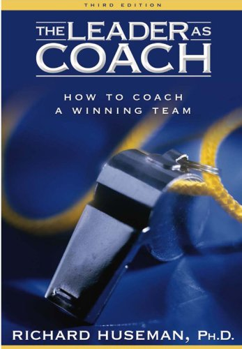 9780971226074: The Leader As Coach: How to Coach a Winning Team