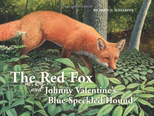 The Red Fox And Johnny Valentine's Blue-Speckled Hound