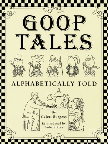 9780971236837: Goop Tales: Alphabetically Told
